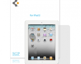Защитная пленка SGP Steinheil Ultra Crystal Screen Protector - iPad 3 / iPad 4