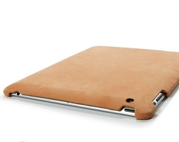 Кейс SGP Griff Vintage brown - iPad 3 / iPad 4
