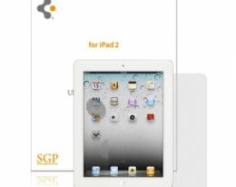 Защитная пленка SGP Steinheil Ultra Fine Screen Protector - iPad 3 / iPad 4