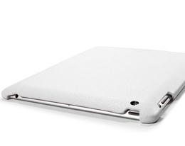 Кейс SGP Griff white - iPad 3 / iPad 4