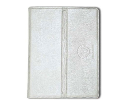 Чехол Dublon Leatherworks Multi Functional Case White - iPad 2 / iPad 3