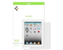 Защитная пленка SGP Steinheil Ultra Optics Screen Protector - iPad 3 / iPad 4