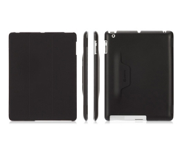 Чехол Griffin Intelli черный для iPad 2 / iPad 3