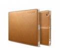 Чехол SGP Folio S brown - iPad 3 / iPad 4