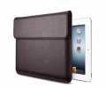 Чехол SGP Sleeve Dark brown - iPad 3 / iPad 4