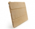 Чехол SGP Leinwand Vintage brown - iPad 3 / iPad 4