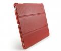 Чехол SGP Leinwand red - iPad 3 / iPad 4