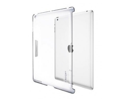 Чехол SGP Ultra Thin Case Crystal Clear - iPad 2 / The New iPad