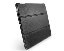 Чехол SGP Leinwand black - iPad 3 / iPad 4