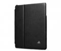 Чехол Vaja Black/Black Agenda - iPad 3 / iPad 4