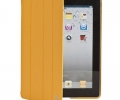 Чехол Jisoncase Executive Smart Cover Orange - iPa...