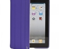 Чехол Jisoncase Executive Smart Cover Purple - iPa...