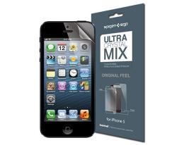 Защитная пленка SGP Steinheil Ultra Crystal Mix - iPhone 5/5s/SE