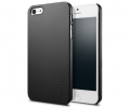 Чехол SGP Ultra Thin Air Smooth Black - iPhone 5