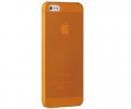 Чехол Ozaki O!coat 0.3 Jelly Orange - iPhone 5