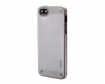 Чехол Poetic Atmosphere Case Clear Gray - iPhone 5