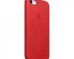 Оригинальный чехол Apple Case для iPhone 5/5S RED