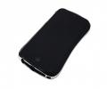 Бампер DRACO 5 Aluminium Metro Black - iPhone 5/5S