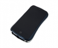Бампер DRACO 5 Aluminium Midlight Blue - iPhone 5/...