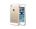 Бампер SGP Neo Hybrid EX Slim Metal Champagne Gold -  iPhone...