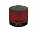 Scosche boomSTREAM mini Red - Bluetooth портативна...