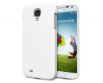 Чехол SGP Case Slim Ultra Fit Matte Hard Case White - Samsun...