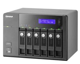 QNap TS-659 Pro+ NAS