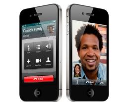 Apple iPhone 4S 16Gb black (neverlock)