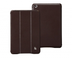 Чехол Jison Classic Smart Cover Brown for iPad mini