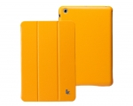 Чехол Jison Classic Smart Cover Yellow for iPad mini