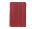 Элитный кожаный чехол Decoded Slim Cover Red - iPad mini