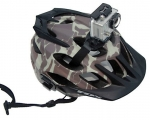 Крепление на шлем GoPro Vented Helmet Strap Mount