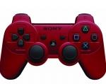 Беспроводной контроллер Sony SIXAXIS Dualshock 3 Red