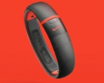 Nike+ Fuelband SE Black/Orange M/L