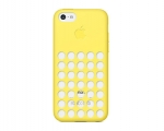 Apple iPhone 5c Case - Yellow (MF038)