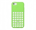 Apple iPhone 5c Case - Green (MF037)