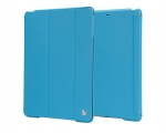 Jisoncase Smart Cover for iPad Air Sky Blue