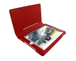 Чехол Piel Frama Magnetic Leather Case Red - iPad Air