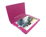 Чехол Piel Frama Magnetic Leather Case Pink - iPad Air