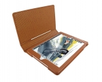 Чехол Piel Frama Magnetic Leather Case Tan - iPad Air