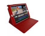 Чехол Piel Frama Cinema Magnetic Leather Case Red - iPad Air