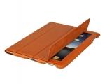 Чехол Beyza Executive Leather Case Tan - iPad Air