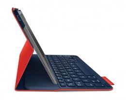 Беспроводная клавиатура-чехол Logitech Ultrathin Keyboard Folio Mars Red Orange - iPad Air
