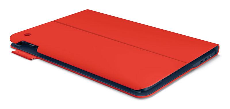 Logitech Ultrathin Keyboard Folio Mars Red Orange - Изображение 2