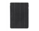 Элитный кожаный чехол Decoded Slim Cover Black - iPad Air