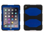 Чехол Griffin Survivor All-Terrain Black/Blue - iPad Air 2