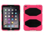 Чехол Griffin Survivor All-Terrain Pink/Black - iPad Air 2