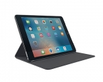 Чехол Logitech Hinge Flex Case Black для iPad Air 2 (939-001...