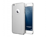 Чехол SGP Case Thin Fit A Satin Silver - iPhone 6