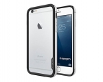 Бампер SGP Neo Hybrid EX Metal Satin Silver - iPhone 6/6s